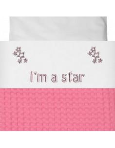 Laken wieg  i'm a star