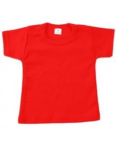 T shirt rood