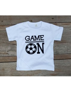 T shirt wit game on