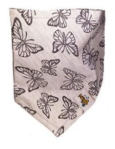 Bandana slab vlinder li
