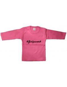 T shirt girlpower
