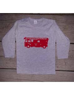T shirt brandweer