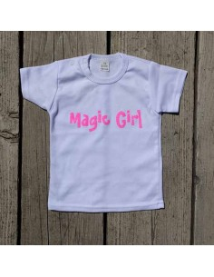 T shirt Magic girl